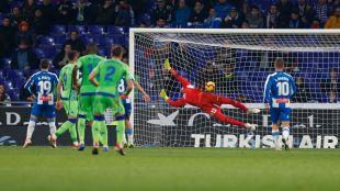 Jornada 16 Espanyol - R. Betis