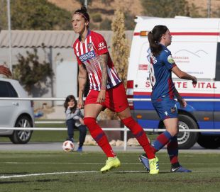 Jornada 25 Levante UD - At. Madrid Femenino