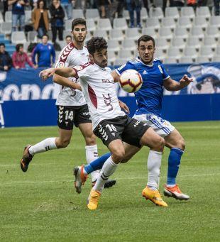 R. Oviedo - Albacete BP.