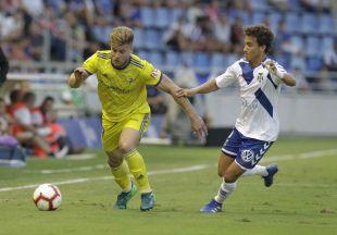 CD Tenerife - Cádiz CF.