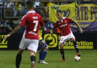 Cádiz CF - Nàstic.