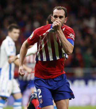 Jornada 10 Atlético - R. Sociedad