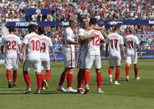 Jornada 5 Levante - Sevilla