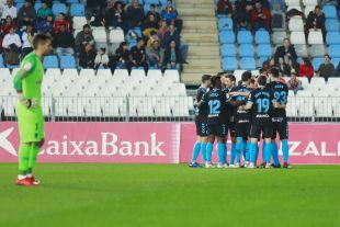 UD Almería - CD Lugo.