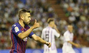 Jornada 2 Valladolid - FC Barcelona