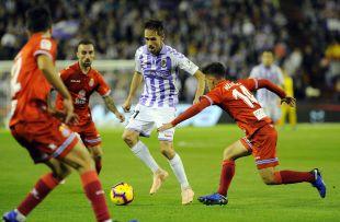 Jornada 10 Valladolid - Espanyol