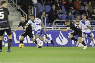 CD Tenerife - Málaga CF.