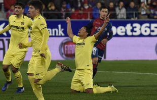 SD Huesca - Villarreal CF.