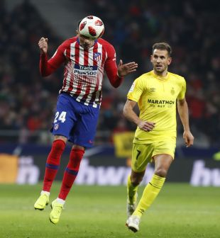 Octavos - Vuelta- Atlético de Madrid-Girona FC