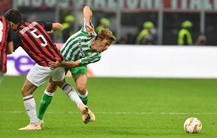 AC Milan - Real Betis // EFE