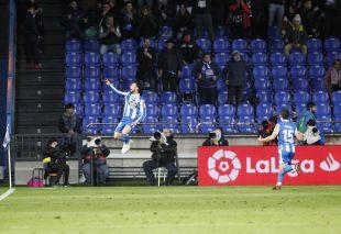 Jornada 18 Deportivo - Zaragoza