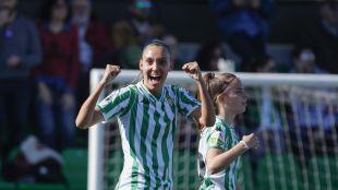 Yiyi anotó el segundo tanto del Betis ante el Espanyol.