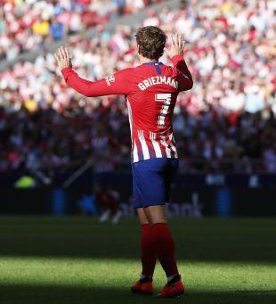 Jornada 8 Atlético - R. Betis