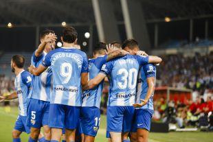UD Almería - Málaga CF.