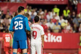 Sevilla FC - Real Madrid.