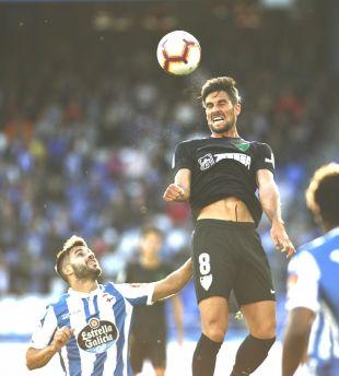 Jornada 8 Deportivo - Málaga