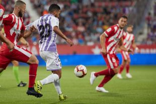 Jornada 1 Girona - Valladolid
