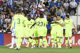 Jornada 6 Leganés - FC Barcelona