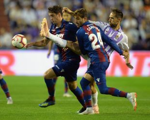 Jornada 6 Valladolid - Levante