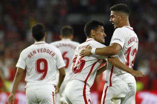 Jornada 6 Sevilla - R. Madrid