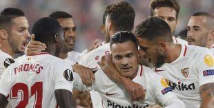 Sevilla FC - Akhisar // EFE