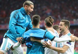 R. Madrid - Liverpool.
