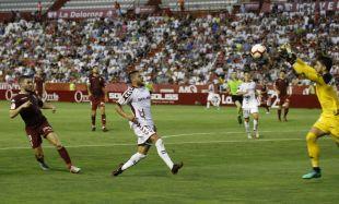 Albacete BP - Córdoba CF. Albacete-Córdoba