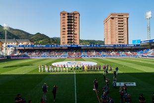 Jornada 1 Eibar - Huesca