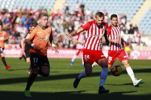 UD Almería - C.A. Osasuna.