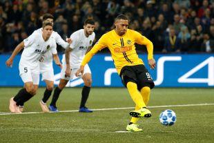 Young Boys - Valencia CF // EFE/ PETER KLAUZNER