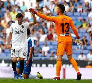 Jornada 2 Espanyol - Valencia