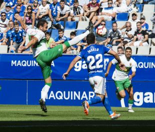 R. Oviedo - Elche C.F.. Oviedo Elche