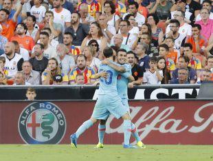 Jornada 1 Valencia - Atlético
