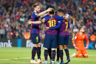 Jornada 9 FC Barcelona - Sevilla