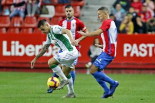 Jornada 11 Sporting - Córdoba