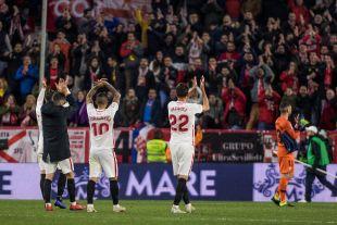 Sevilla FC - FC Barcelona.
