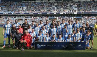 Jornada 7 Málaga - Rayo Majadahonda
