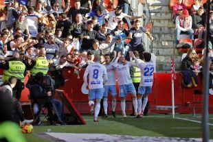 Jornada 20 Sporting - Zaragoza