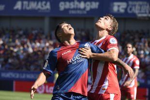 SD Huesca - Girona FC.