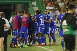 Córdoba CF - R. Oviedo.