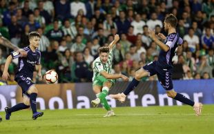 Jornada 9 R. Betis - Valladolid