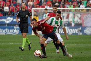 Jornada 9 Osasuna - Córdoba