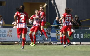 UD Granadilla Tenerife Egatesa - At. Madrid Femenino.
