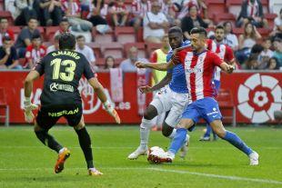 Jornada 9 Sporting - Reus
