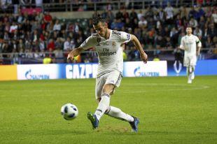 Real Madrid - Atlético de Madrid. EFE/TOMS KALNINS