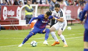 Albacete - FC Barcelona B.