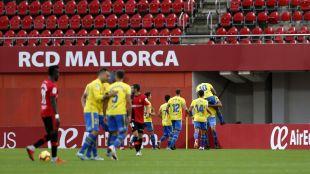 Jornada 11 Mallorca - Las Palmas