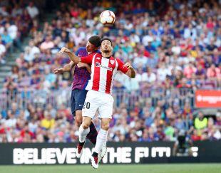 Jornada 7 FC Barcelona - Athletic