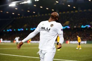 Young Boys - Valencia CF // EFE/ Peter Klaunzer