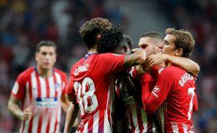 Jornada 6 Atlético - Huesca